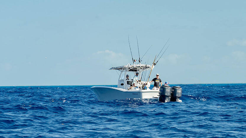 Florida Keys Fishing Charters with Wicked Fishing Charters